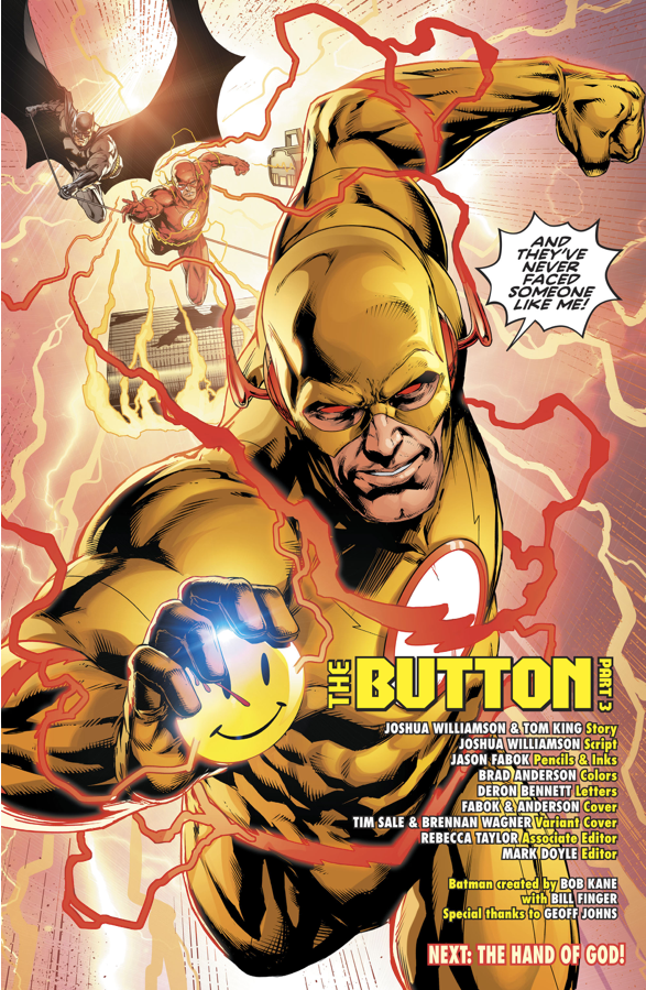 The Reverse-Flash (Batman Vol. 3 #22)