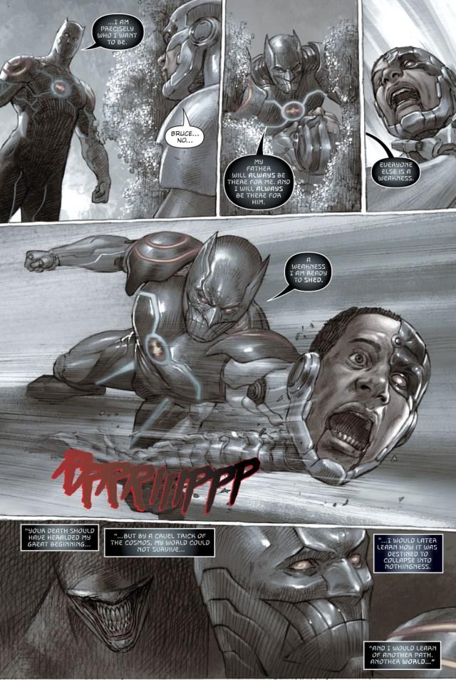 How Batman Became The Murder Machine
