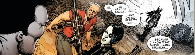 Laura Kinney Meets Weapon H