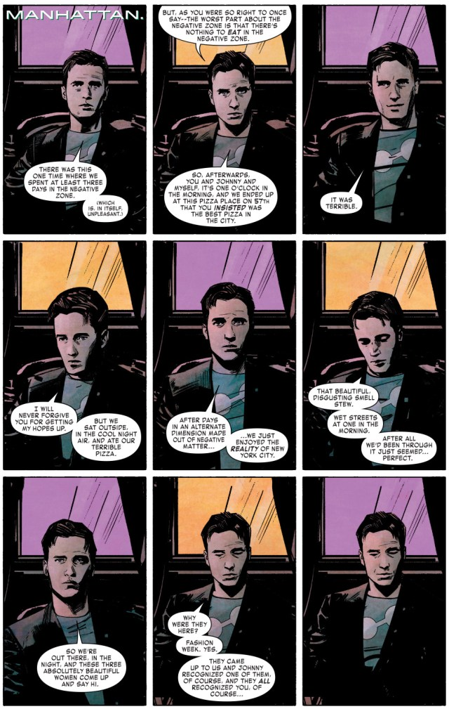 Mister Fantastic Wants Victor Von Doom Dead