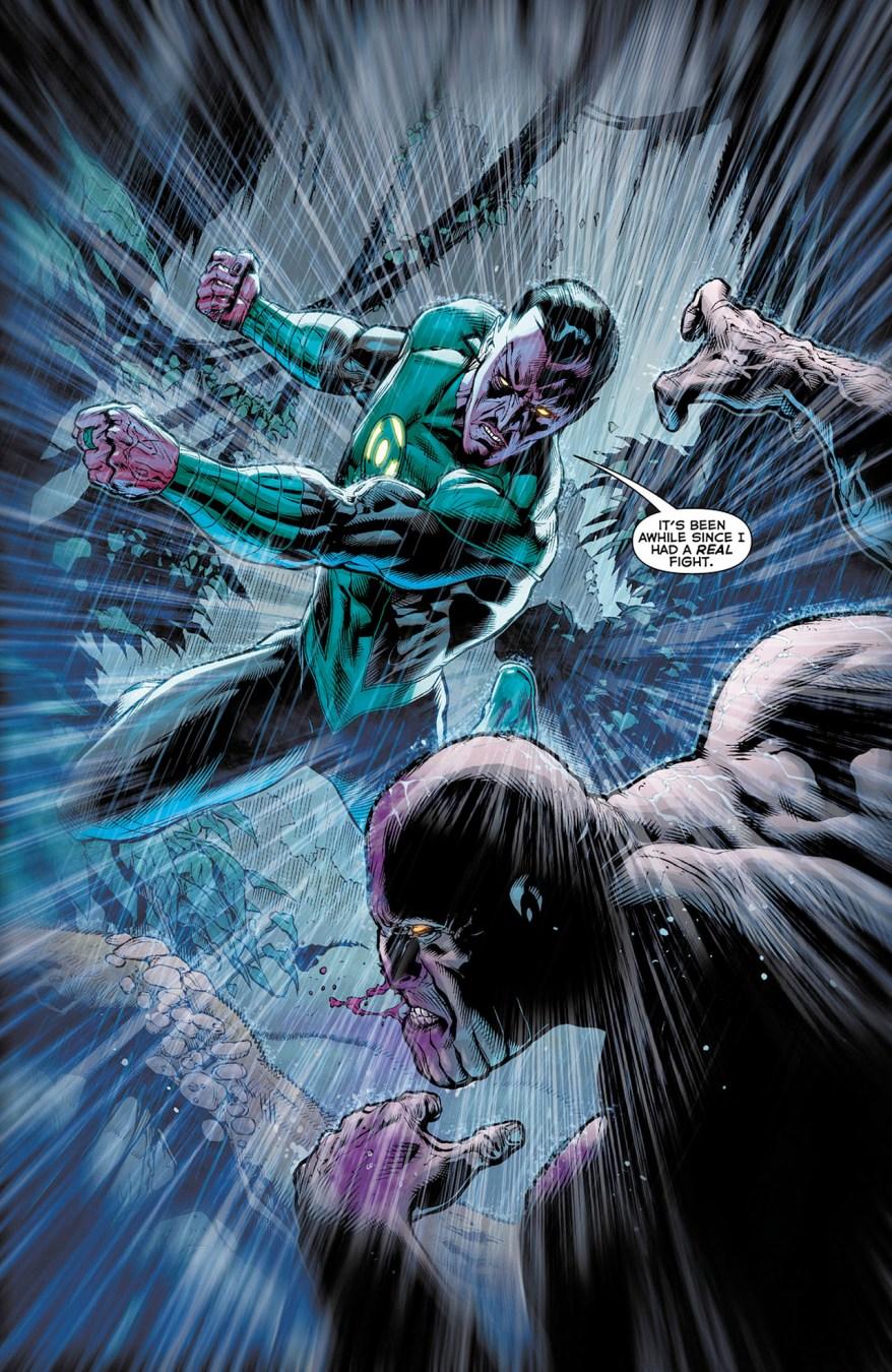 Sinestro (Green Lantern Vol 5 #10)