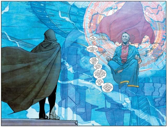 Sorcerer Supreme Tony Stark