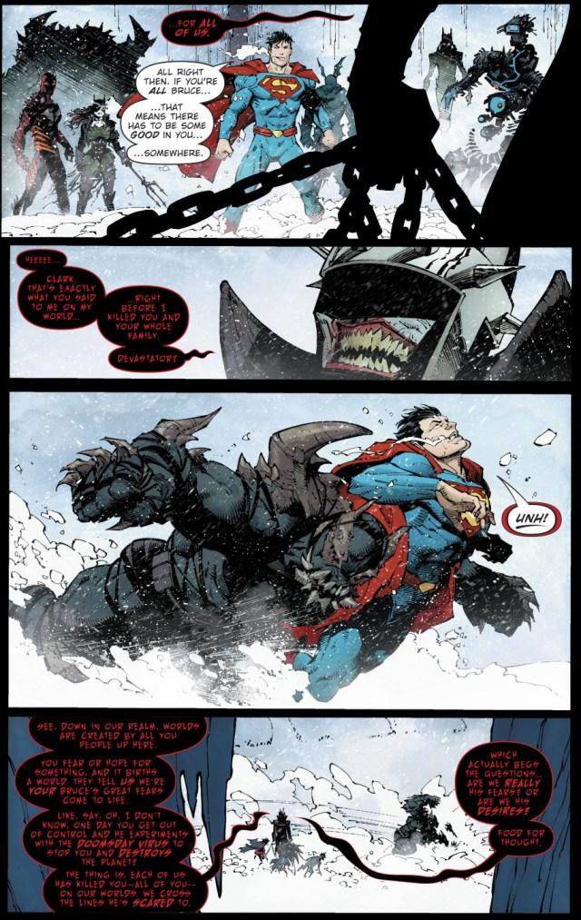 Superman VS The Devastator