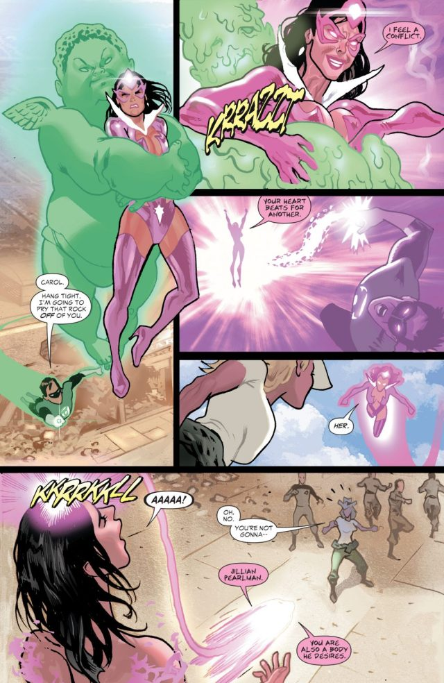 Cowgirl Becomes A Star Sapphire