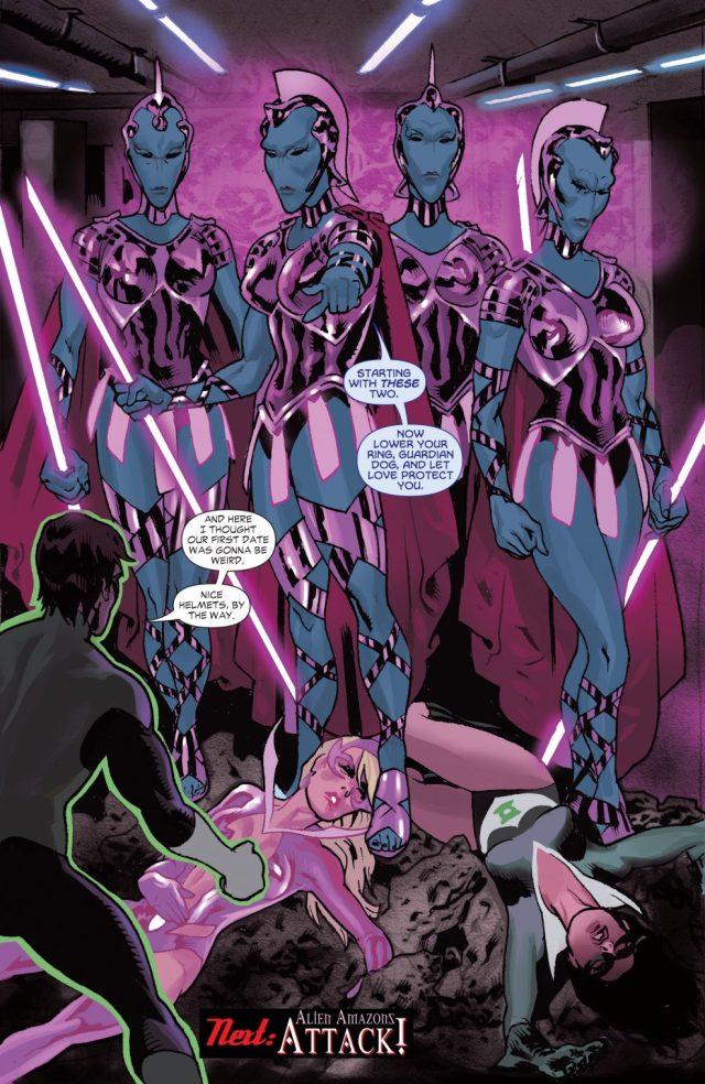 Zamarons (Green Lantern Vol 4 #19)