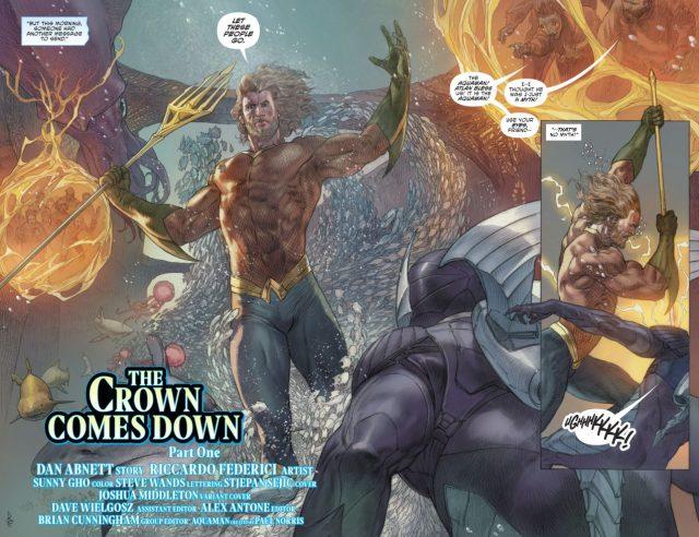 Aquaman Vol 8 #31