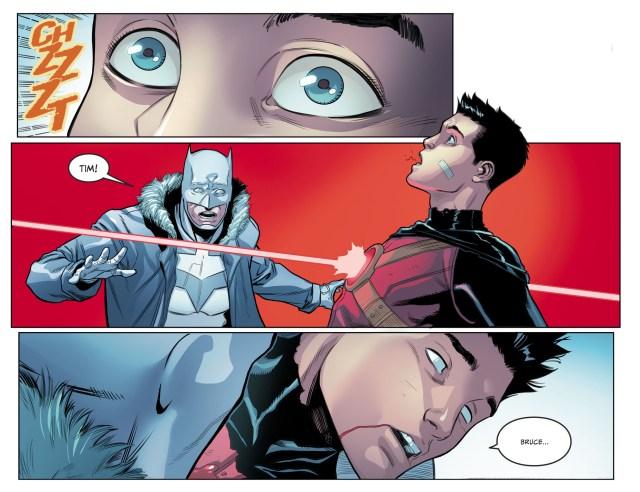 General Zod Kills Red Robin (Injustice II)
