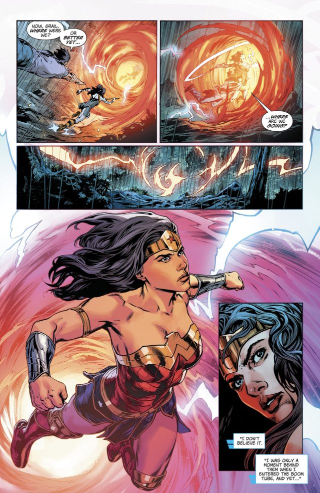 Wonder Woman And The Justice League In Metro Manila