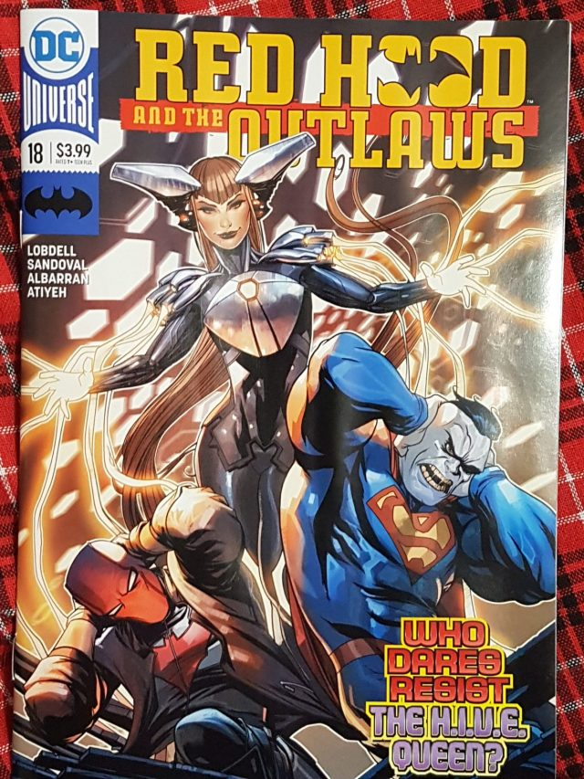 red hood and the outlaws vol 2 #18