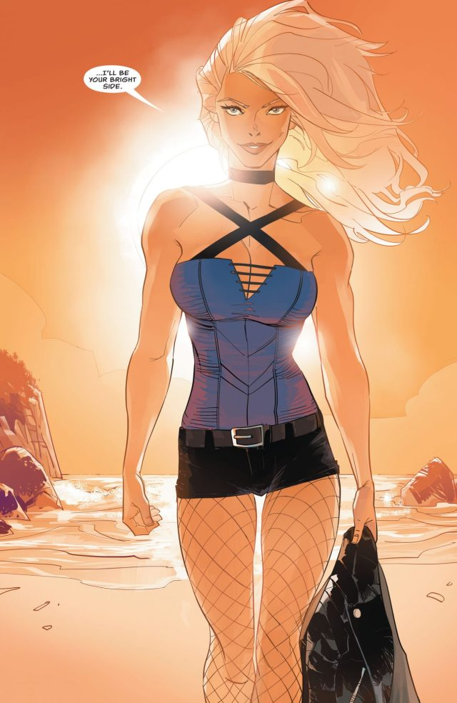 Black Canary (Green Arrow Vol 6 #8)