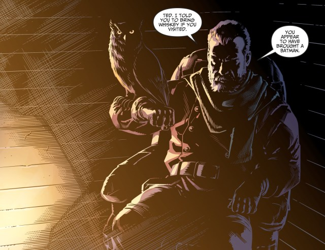 Doctor Mid-Nite (Injustice II)