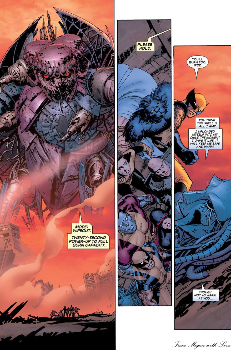 Kitty Pryde Phases Out The Entire X-Men (Astonishing X-Men)