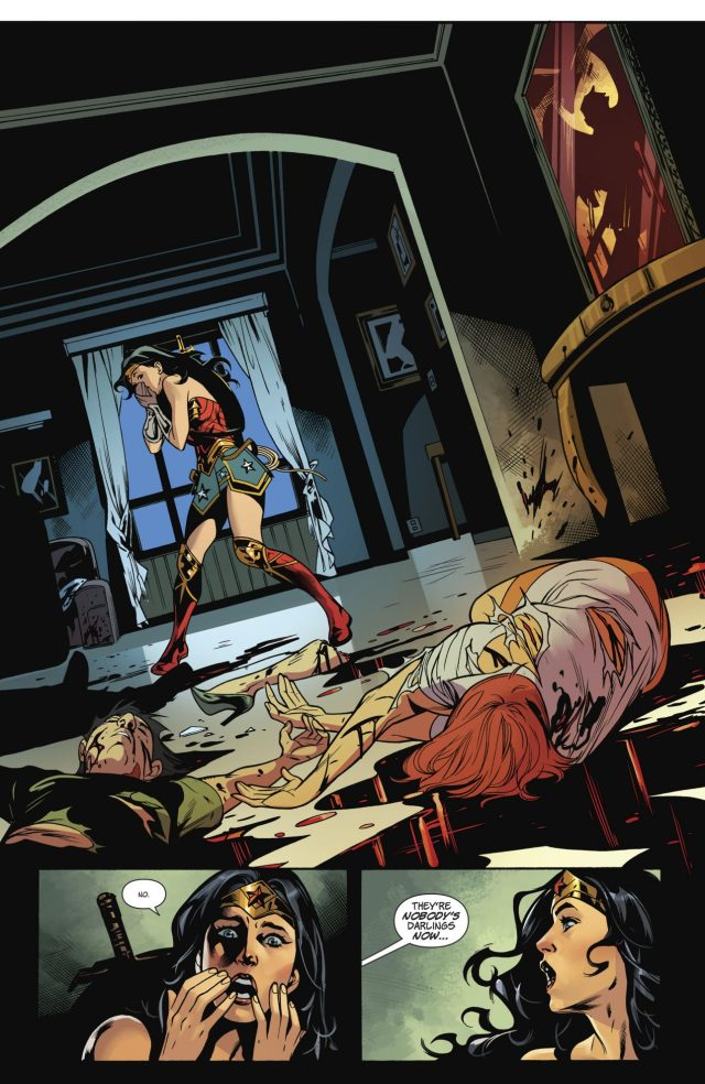 Silver Swan (Wonder Woman Vol 5 #38)