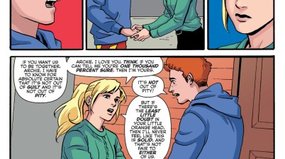 Why Betty Cooper Turned Down Archie Andrews