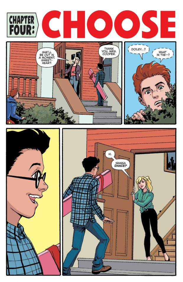 Why Betty Cooper Turned Down Dilton Doiley