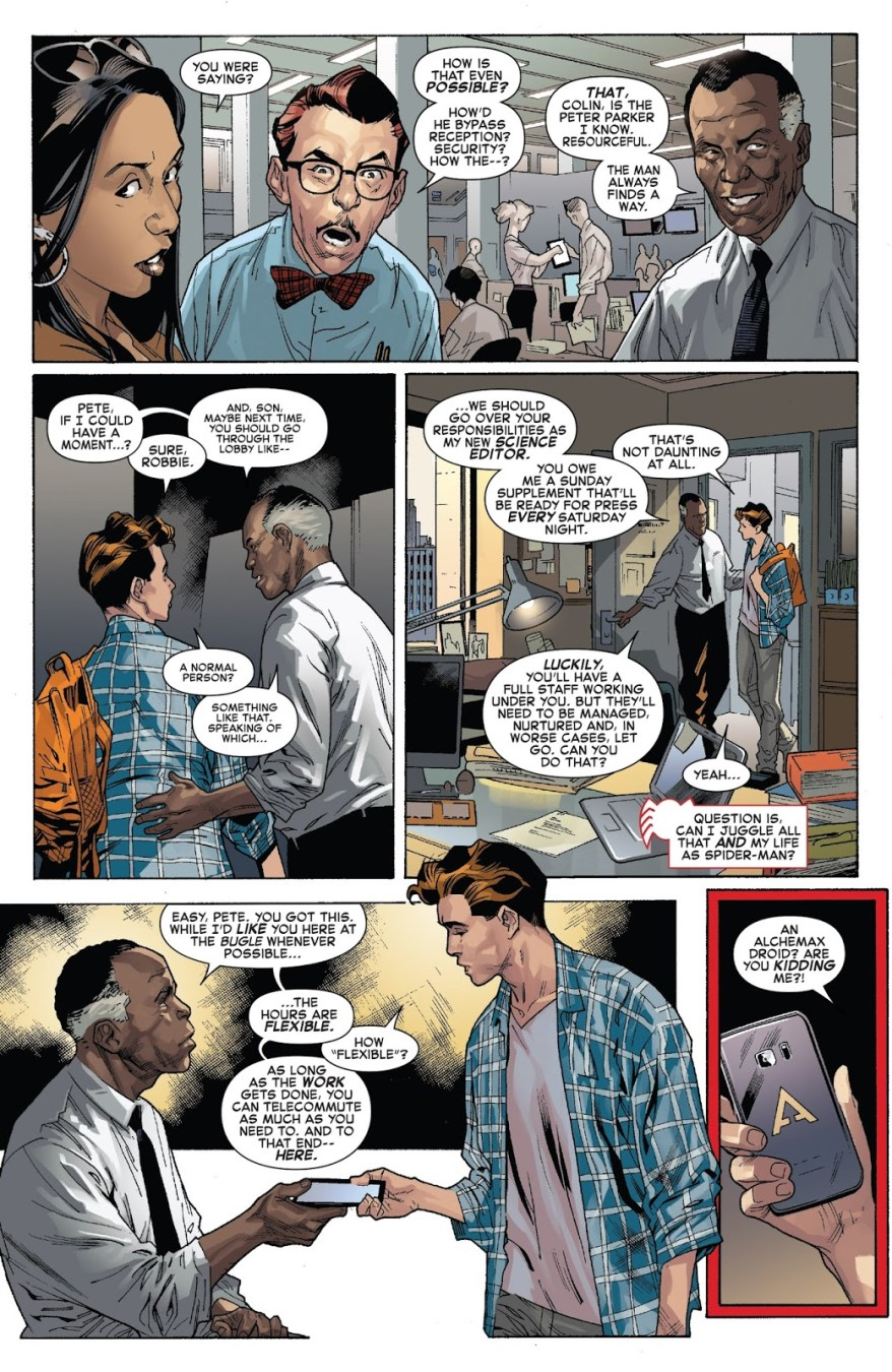 From – Amazing Spider-man Vol. 1 #799
