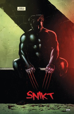 Wolverine (Hunt For Wolverine #1)