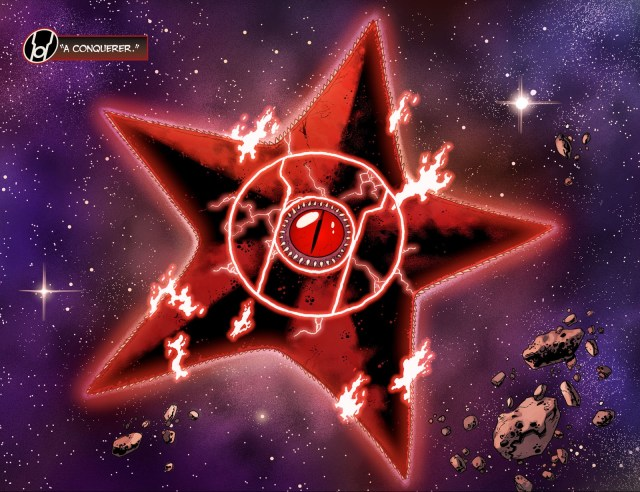 Starro Joins The Red Lantern Corps (Injustice II)