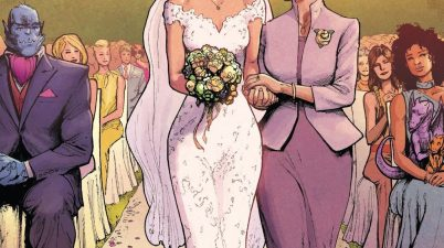 Colossus And Kitty Pryde's Wedding