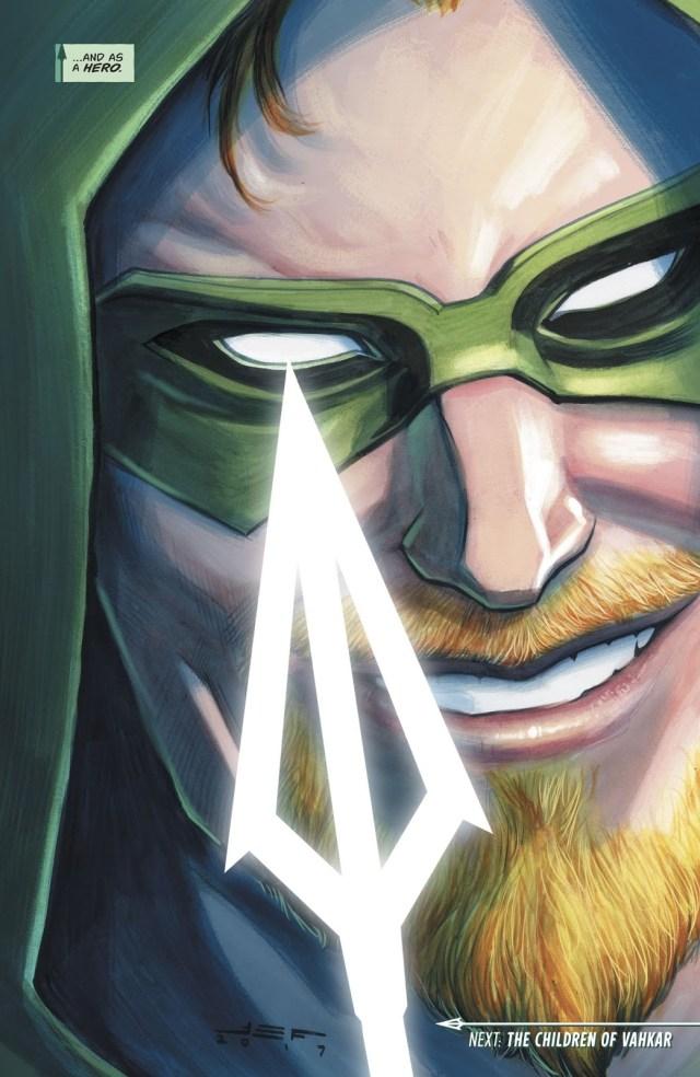 Green Arrow Vol 6 #38