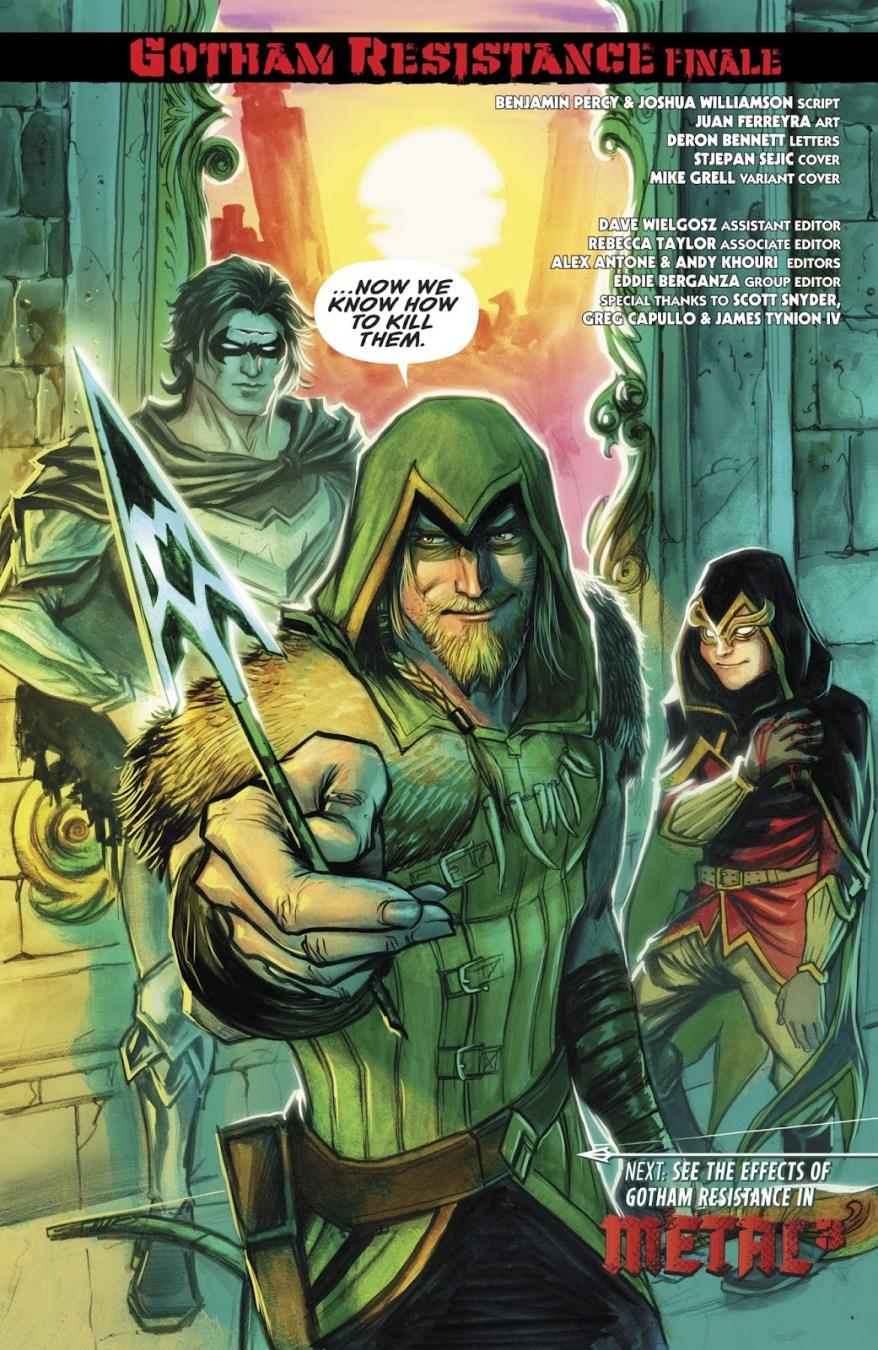 Nightwing And Robin (Green Arrow Vol. 6 #32)