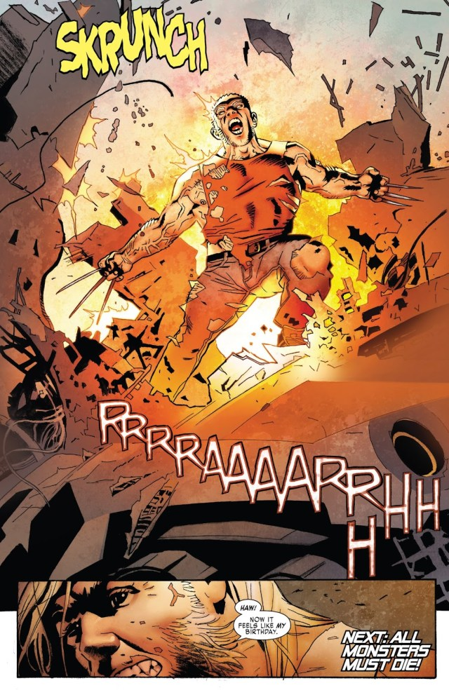 Old Man Logan (Weapon X Vol 3 #15)