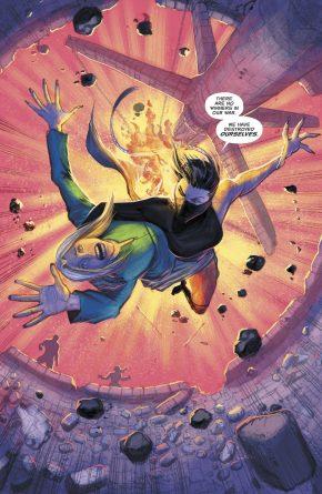 Shado VS Moira Queen (Rebirth)