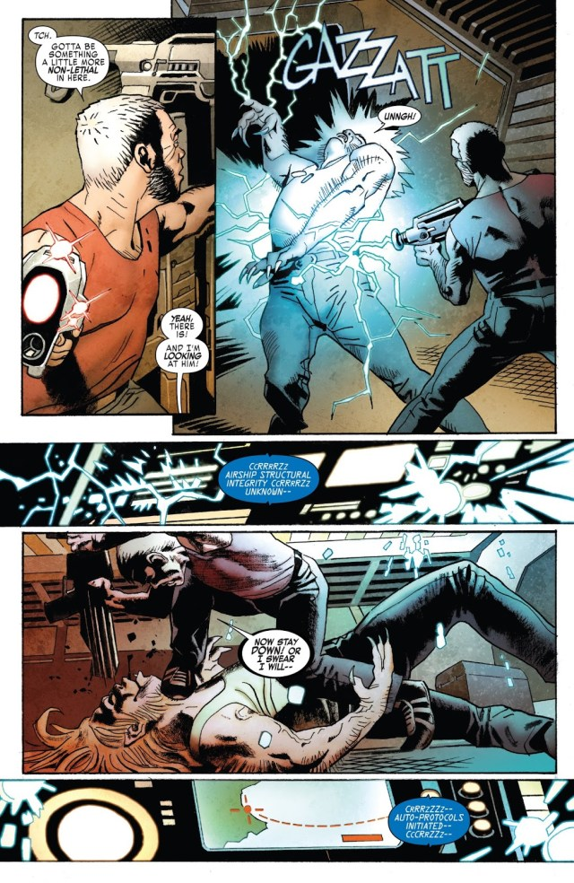 Wolverine And Sabretooth's Birthday Tradition