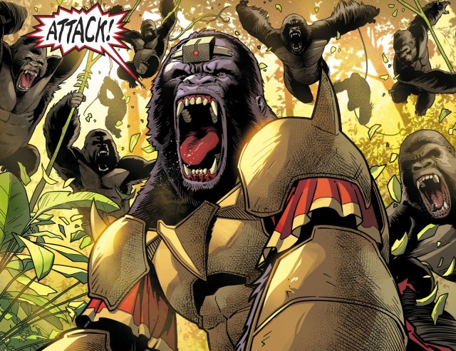 Gorilla Grodd (Injustice II #68)