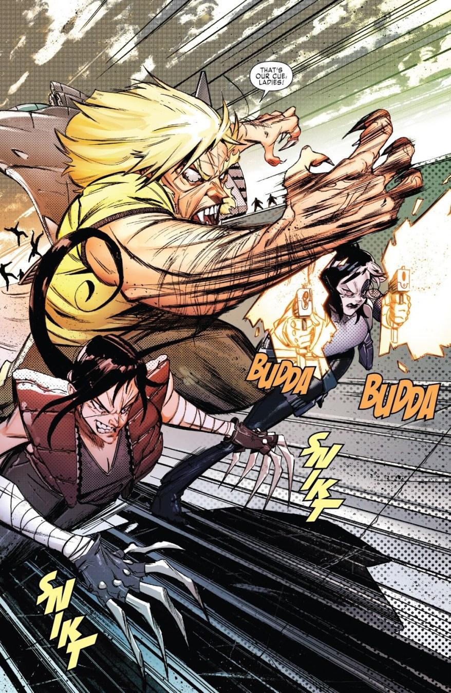 Weapon X Vol. 3 #20