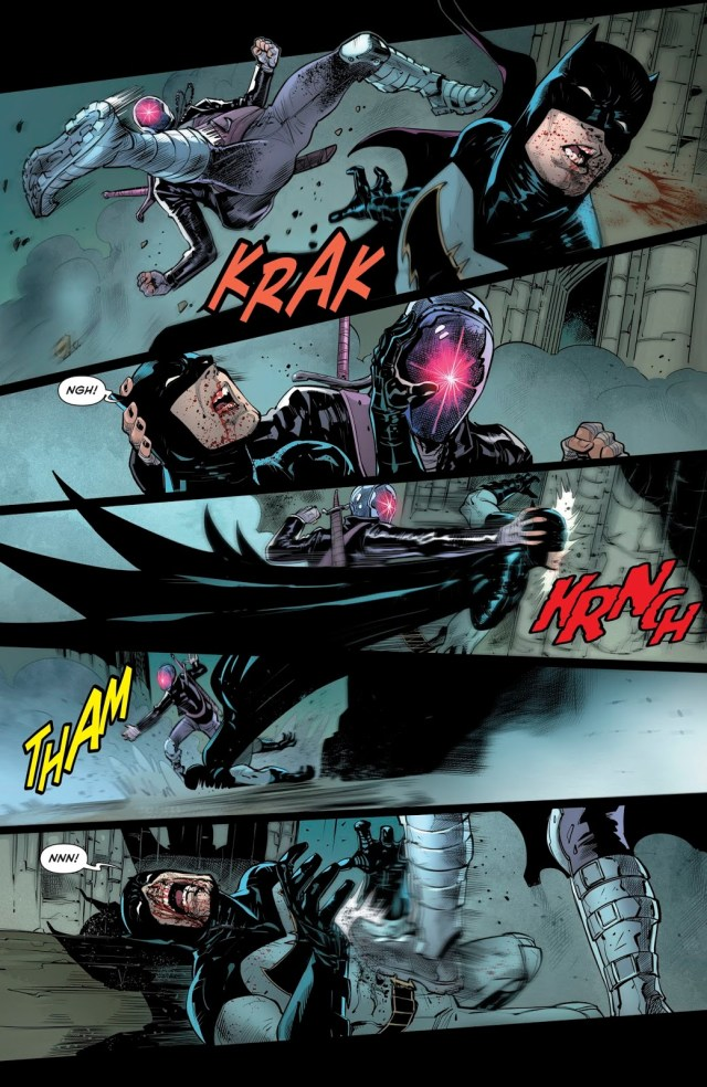 Batman VS Karma (Detective Comics Vol. 1 #986)