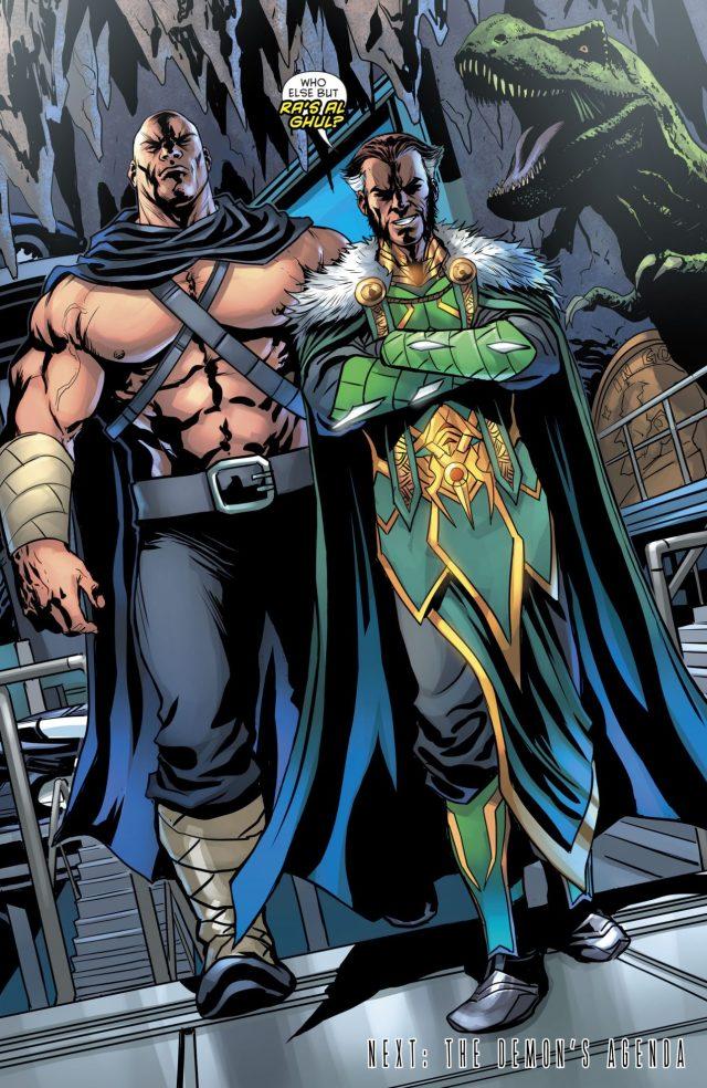 Ra's al Ghul (Detective Comics Vol 1 #953)