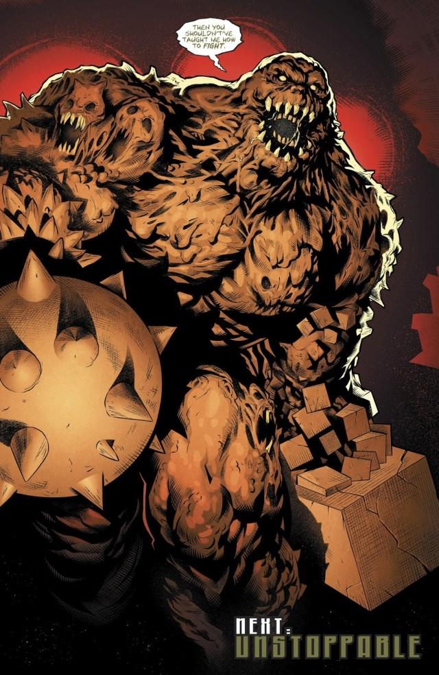 Clayface (Detective Comics #971)