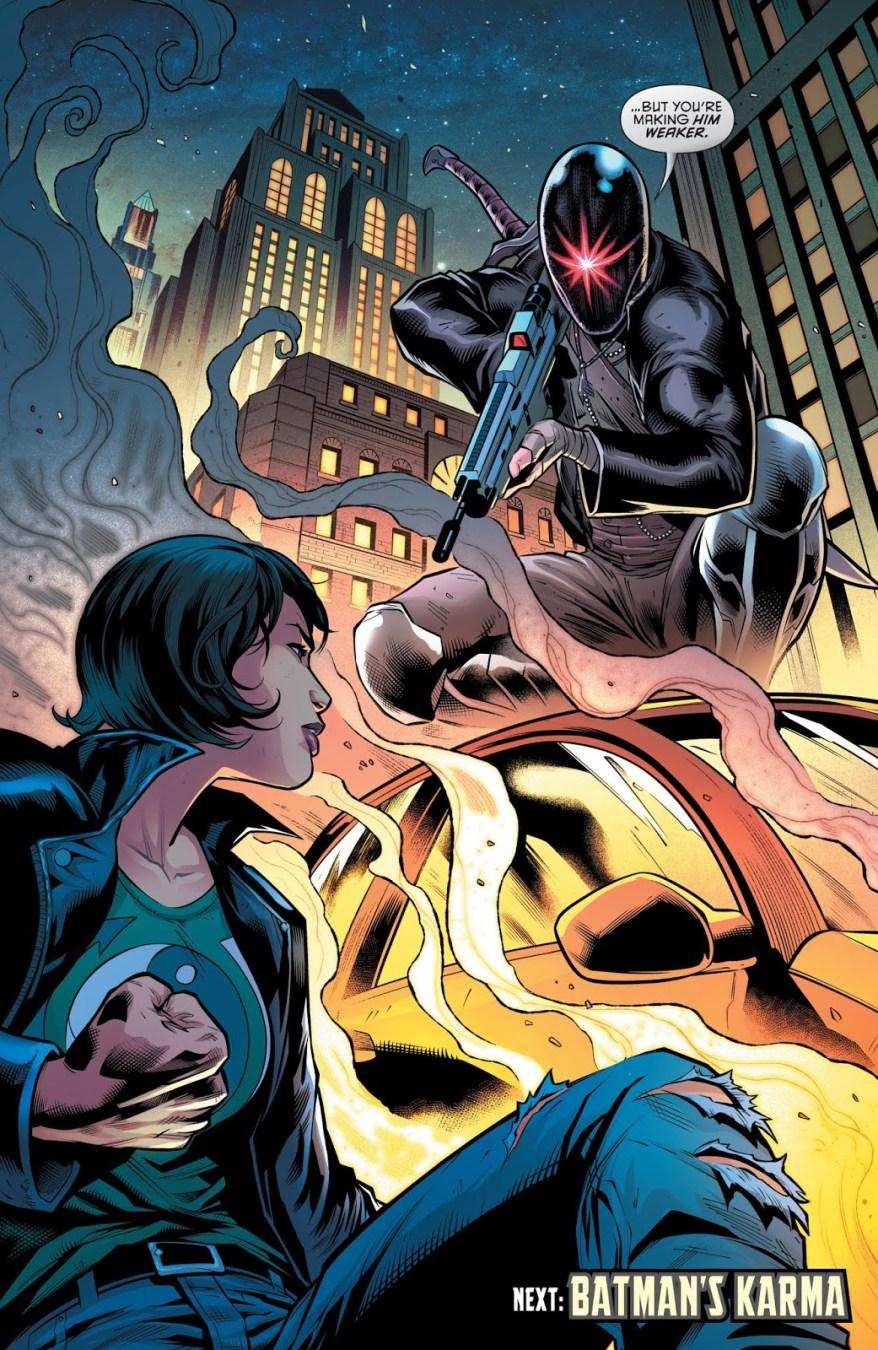 Karma (Detective Comics Vol. 1 #983)