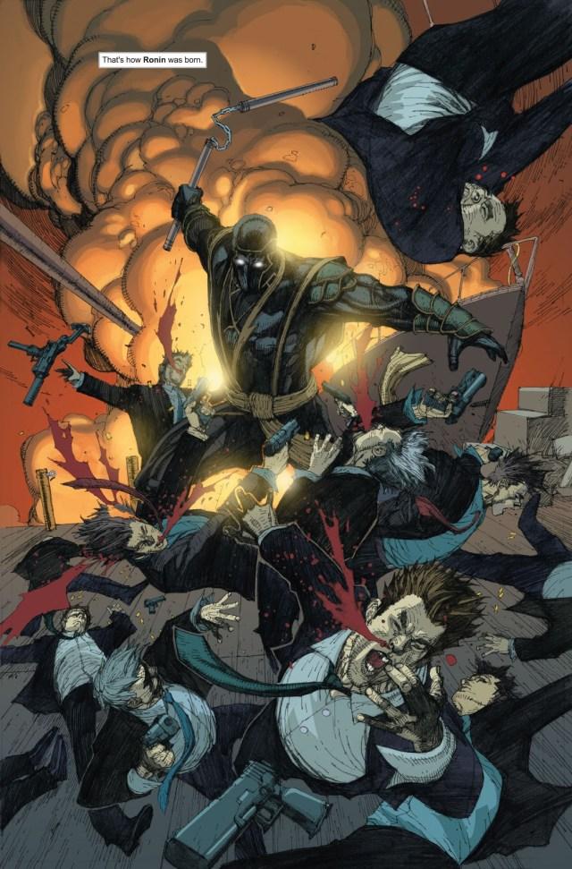 Ronin (New Avengers Vol. 1 #27)