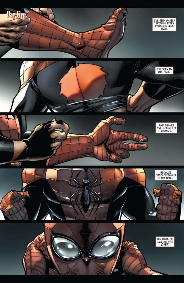 Superior Spider-Man(Avenging Spider-Man #16)