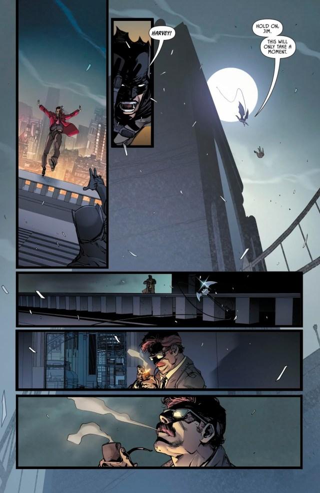 Batman Saves Two-Face (Detective Comics #991)