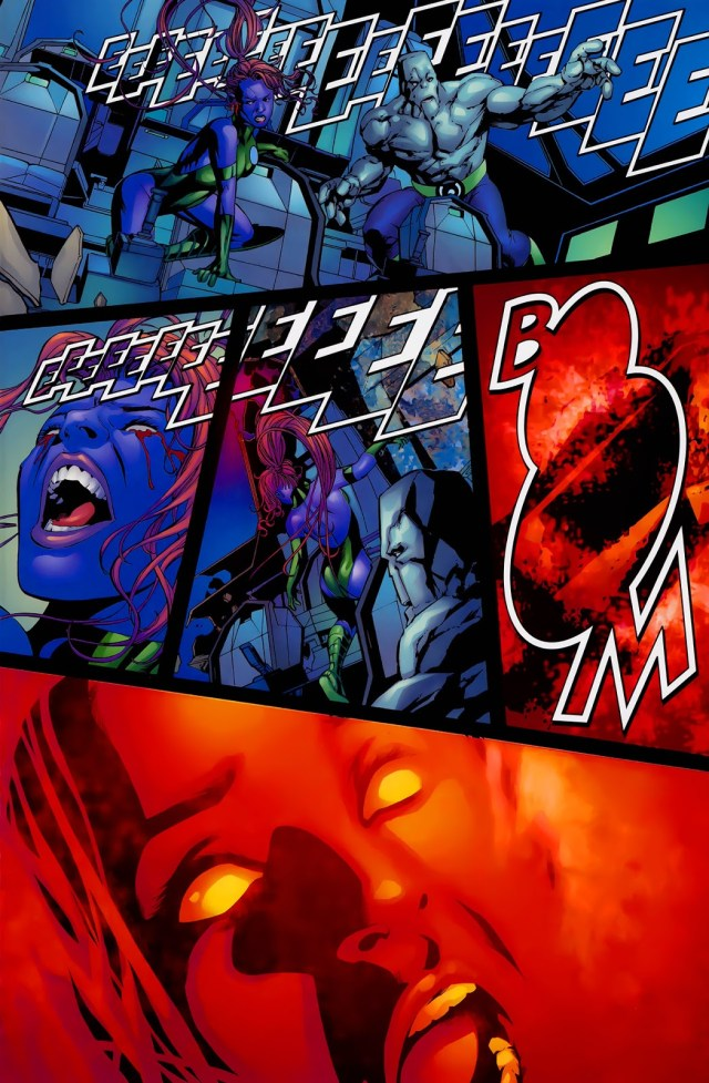 Laira Becomes A Red Lantern