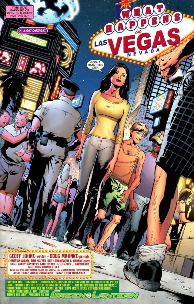Carol Ferris (Green Lantern Vol. 4 #57)