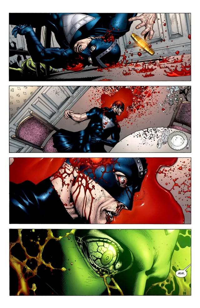 How Black Hand Became A Black Lantern