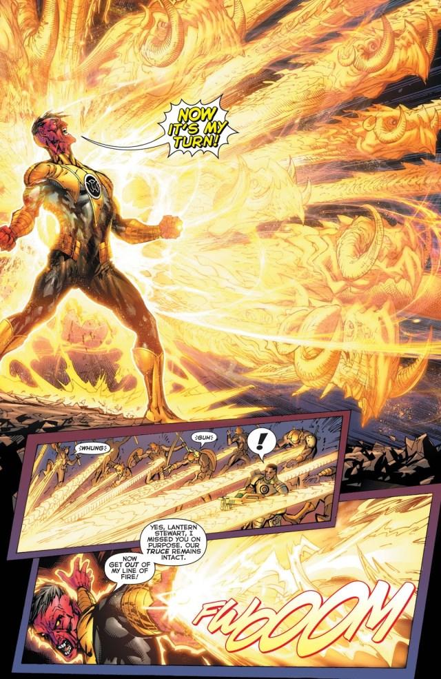 Sinestro (Green Lantern Corps Vol. 2 #57)