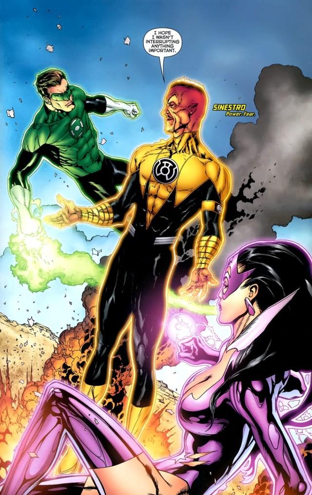 Sinestro (Green Lantern Vol. 4 #5)