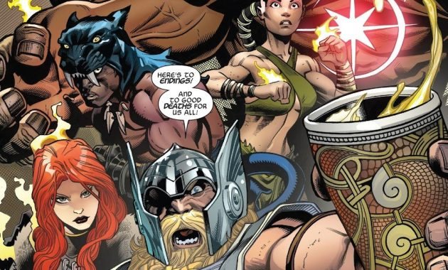 Avengers of 1,000,000 BC (Avengers Vol. 8 #1)