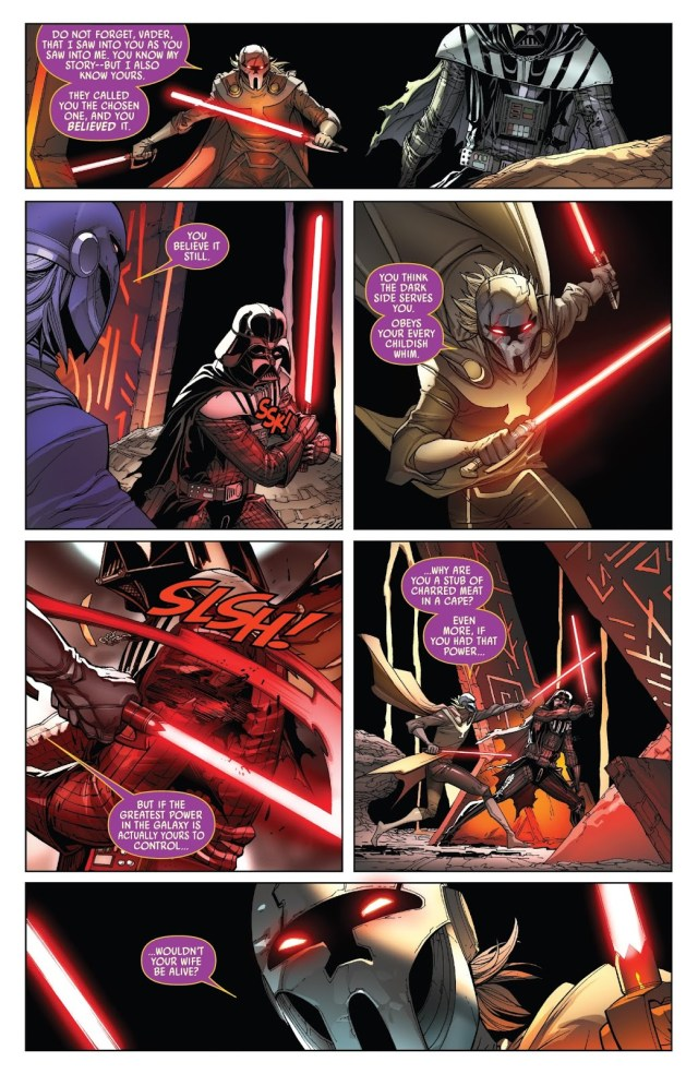 Darth Vader VS Lord Momin