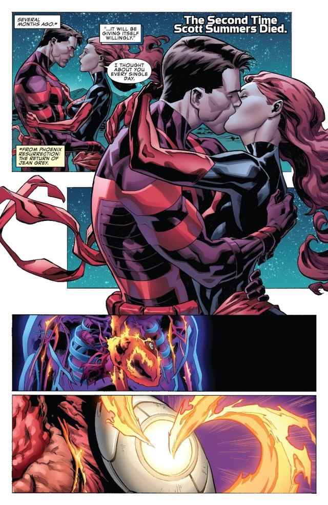 How Cyclops Came Back To Life