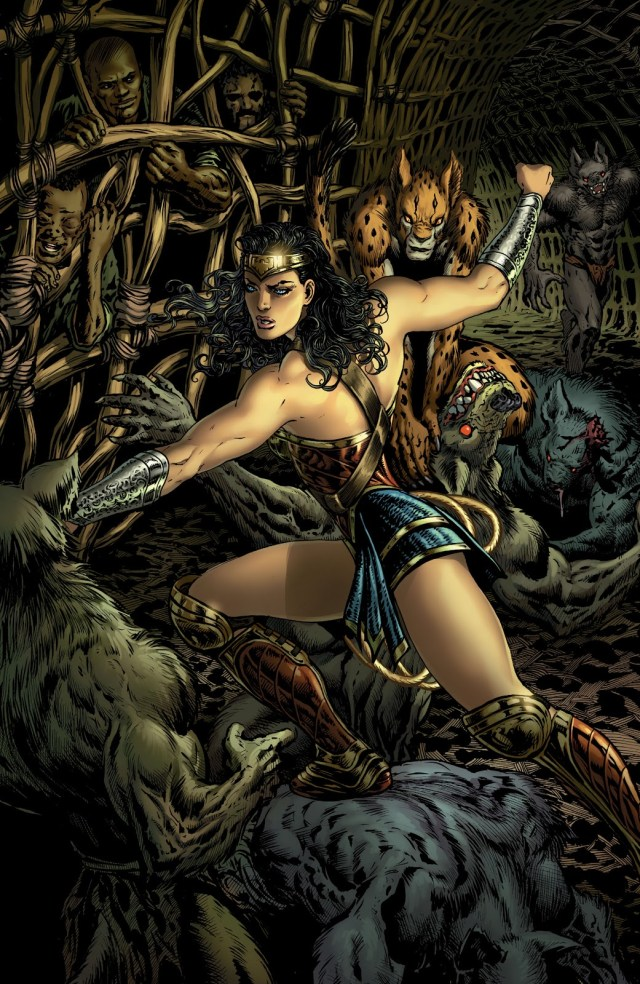 Wonder Woman Vol. 5 #5