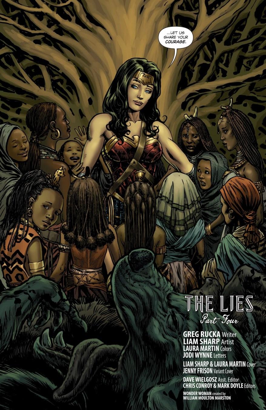 Wonder Woman Vol. 5 #7