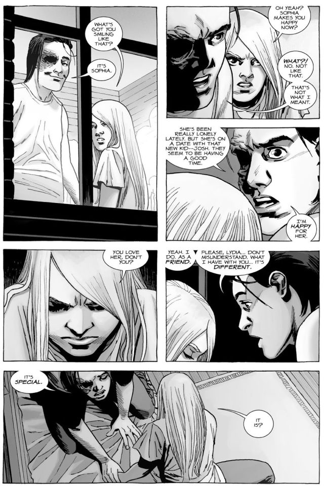 From – The Walking Dead #187