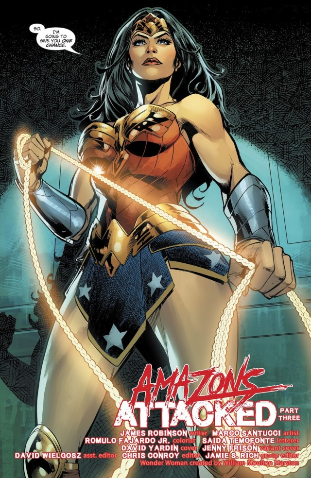 Wonder Woman Vol. 5 #43