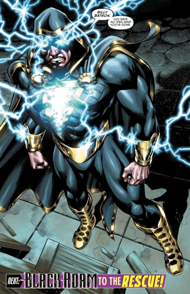Black Adam (Shazam Vol. 3 #4)